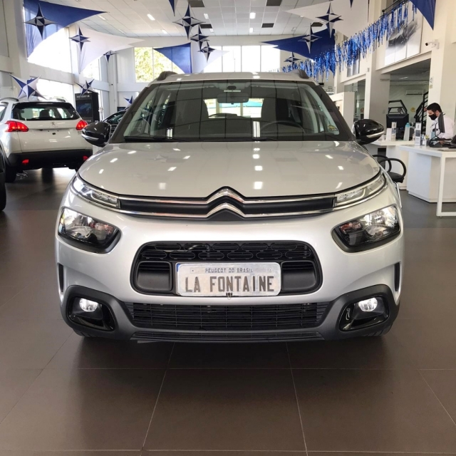 Citroen C4 CACTUS FEEL 1.6 16V FLEX MEC. 2019/2020 Manual