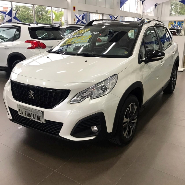 Peugeot 2008 GRIFFE 1.6 THP AT 2020/2020 Automático