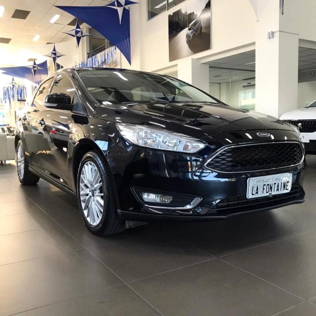 Ford Focus Sedan SE 2.0 16V FLEX AUT. 2016/2017 Automático