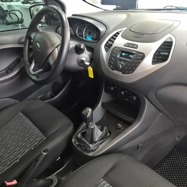 Ford Ka SE 1.0 FLEX 2014/2015 Manual