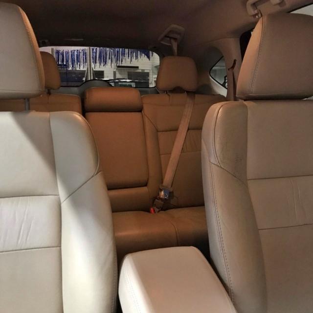 Honda Cr-v LX 2.0 16V 2WD/2.0 FLEX AUT. 2013/2013 Automático