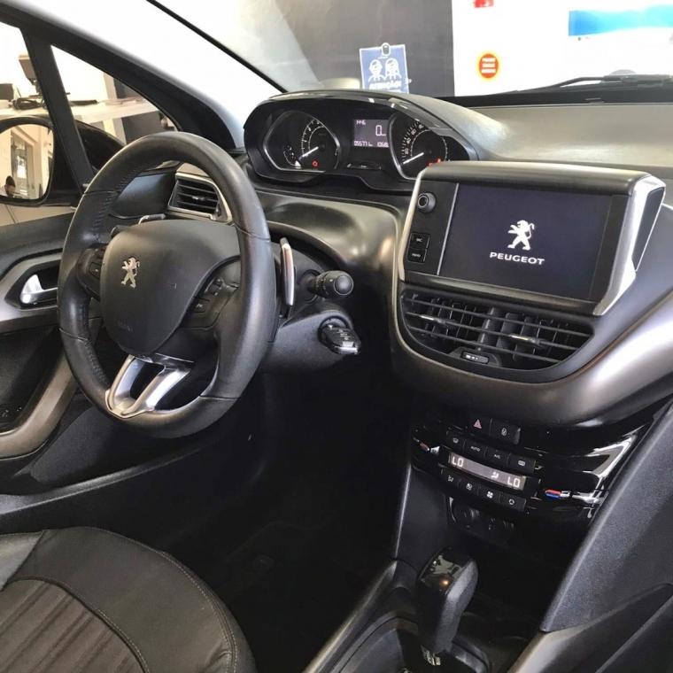 Peugeot 2008 GRIFFE 1.6 FLEX 16V AUT. 2017/2017 Automático
