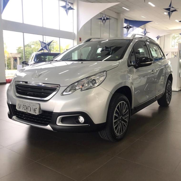 Peugeot 2008 ALLURE 1.6 FLEX 16V AUT. 2019/2019 Automático