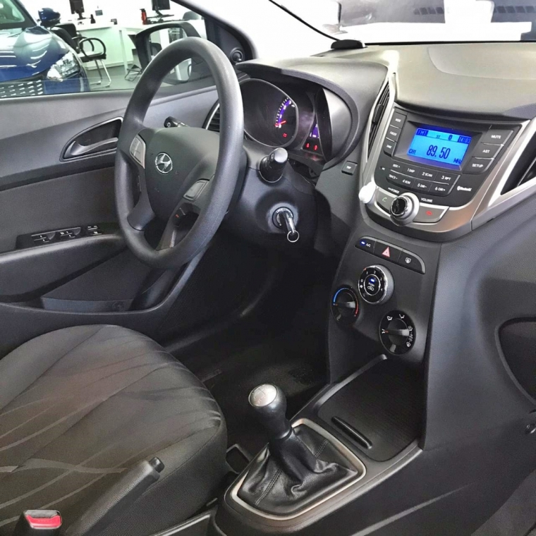 Hyundai HB20 COMF. 1.0 FLEX 12V 2015/2015 Manual