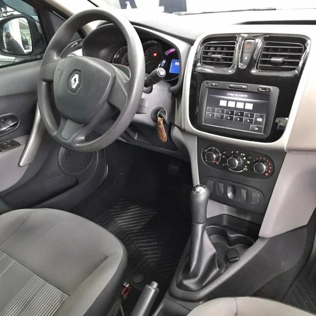 Renault Logan EXPRESSION HI-FLEX 1.6 8V 4P 2014/2014 Manual