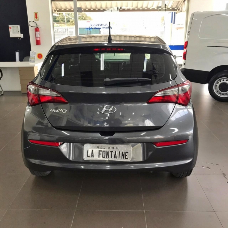 Hyundai HB20 UNIQUE 1.0 MEC 2018/2019 Manual