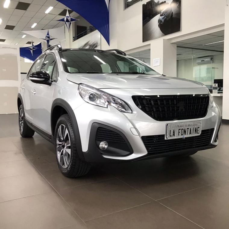 Peugeot 2008 GRIFFE 1.6 FLEX 16V AUT. 2019/2020 Automático