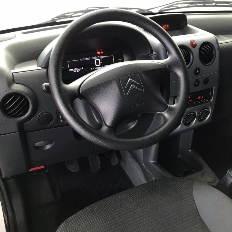 Citroen Berlingo FURGÃO 1.6 16V FLEX 2018/2019 Manual