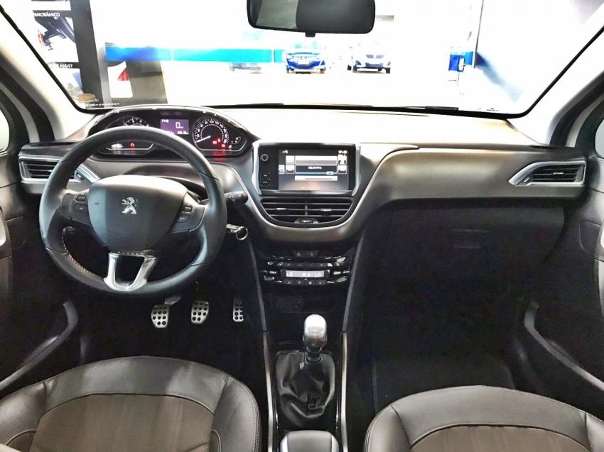 Peugeot 2008 GRIFFE 1.6 TURBO FLEX 16V 5P MEC. 2015/2016 Manual