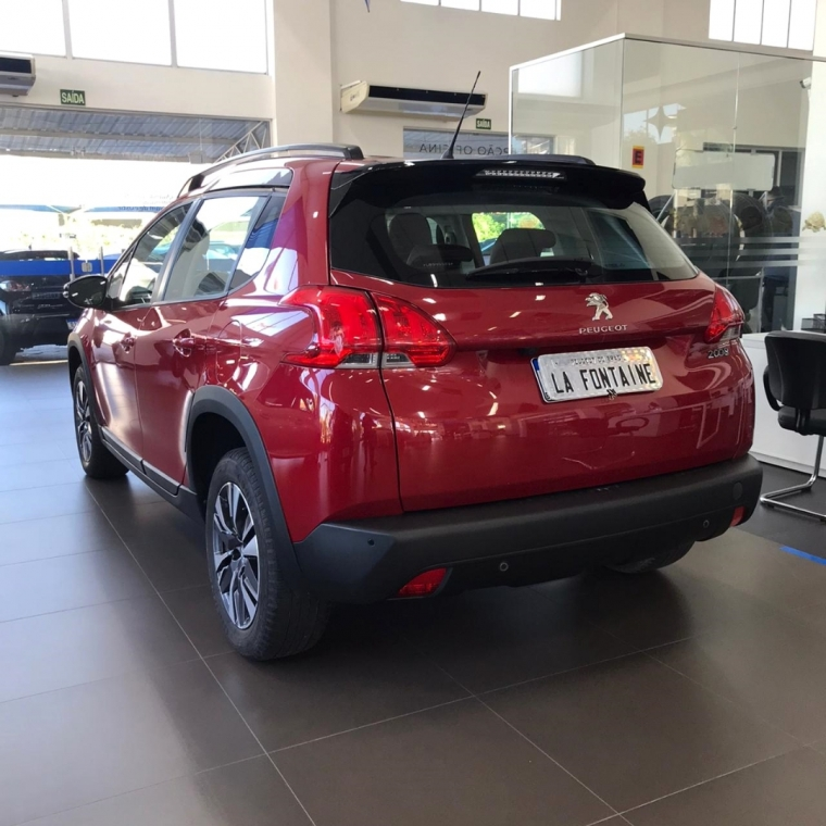 Peugeot 2008 GRIFFE THP 1.6 AT 2020/2020 Automático